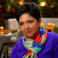 Former Pepsi CEO Indra Nooyi talks about challenges facing working women