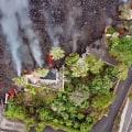 Volcano eruption causes major evacuations in Canary Islands