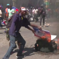 An inside look at violence in Haiti