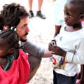 Author Mitch Albom talks to TODAY from 'very dangerous' Haiti