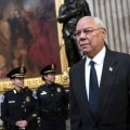 Looking back at Colin Powell's life and career
