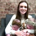 Meet the 'tiny mom' who's gone viral (and her not-so-tiny babies!)