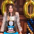 Mariska Hargitay celebrates her 500th episode of 'SVU'