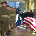 100th anniversary of Tomb of the Unknown Soldier is marked at ceremony