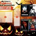 Pick your favorite fright film in TODAY's Halloween Horror Showdown Brack-O'-Lantern