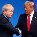 Boris Johnson talks about Jan. 6 Capitol riot, Trump's stability