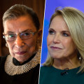 Katie Couric addresses controversy about her interview with Ruth Bader Ginsburg