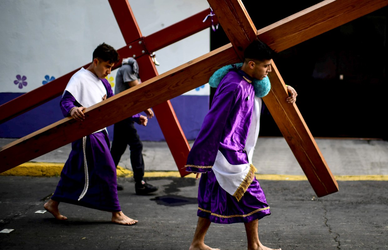Holy Week rituals around the world