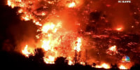 California wildfire forces thousands to evacuate