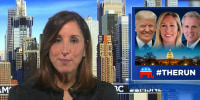Yasmin Vossoughian talks about the lack of accountability from the GOP and Rep. Marjorie Taylor