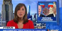 Yasmin Vossoughian talks aftermath of Trump's Presidency