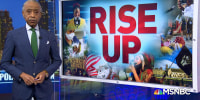 Rise Up: Demand that this country deliver on its essential promise: liberty and justice for all