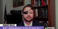 GOP Rep. Dan Crenshaw talks Biden immigration policy