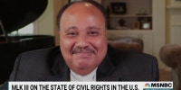 Martin Luther King III: Vying for control of America's voting system, red states 'roll back' on landmark civil and voting rights legislations