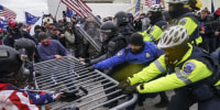 New details of Capitol security breakdown emerge 100 days after January 6 riots