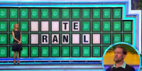 Watch: 'Wheel of Fortune''s Sajak accidentally gives away answer in final round