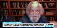 Legendary activist Noam Chomsky on Biden's presidency and the modern GOP