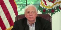 Full interview: Gov. Justice on West Virginia vaccination efforts, transgender athletes bill