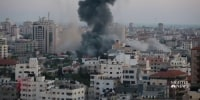 Israel-Hamas aerial attacks escalate ahead of potential ground invasion