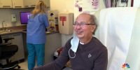 Man receives first Covid-to-Covid double lung transplant
