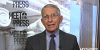 Full Fauci Interview: Instead of Covid spikes, we 'may see blips'