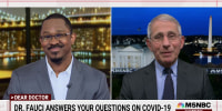 Dr. Fauci on the U.S. fight against Covid-19