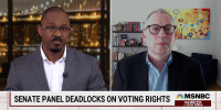 Election law expert breaks down Democrats voting rights proposals