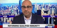 Velshi: Reforming qualified immunity