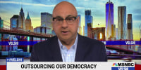 Velshi: Outsourcing Our Democracy