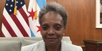 Mayor Lightfoot talks Chicago reopening, addressing gun violence: 'I've got to fight like hell for the residents of my city'