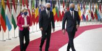 Biden meets with European leaders ahead of Putin summit