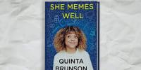 Actress Quinta Brunson reveals inspiration behind new memoir