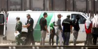 More than 188,000 migrants were picked up at U.S.-Mexico border in June