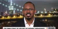 Reflecting on the first 25 years of MSNBC, and the next 25 years
