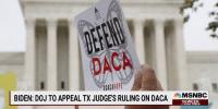 Federal judge declares DACA 'unlawful'