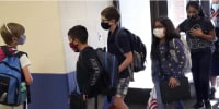 American Academy of Pediatrics: All kids age 2 and up should wear masks in school