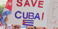 We are asking for President Biden to help us: Activists call on Biden administration for help in Cuba