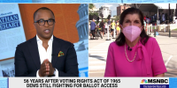 Daughter of President Lyndon Baines Johnson says her father would have stood with Texas voting rights advocates