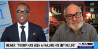 Filmmaker and activist Rob Reiner joins Jonathan Capehart to discuss the protection of voting rights
