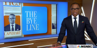 """The Bye Line: Jonathan Capehart wants viewers to """"get to work"""" and join the fight to protect voting rights"""