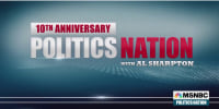 A look back at the last ten years of PoliticsNation