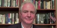 Sen. Chris Van Hollen (D-MD) on reconciliation bill, Afghanistan