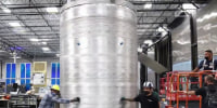 Exclusive: Inside look at world's first 3D-printed rocket