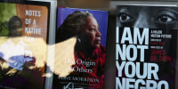 Why books on race are filling best-seller lists