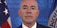 DHS Sec. Mayorkas: I'm horrified at images of Border Control corralling migrants