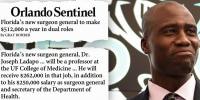 Florida's new surgeon general 'is a prop' serving DeSantis' interests doctor says