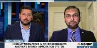 'Broken' U.S. immigration system battles Haitian migrant crisis