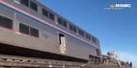 At least three dead, several injured in Amtrak train derailment in Montana