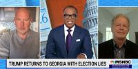 Trump's attack on democracy