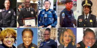 D.C. police department faces lawsuit from 10 Black female officers